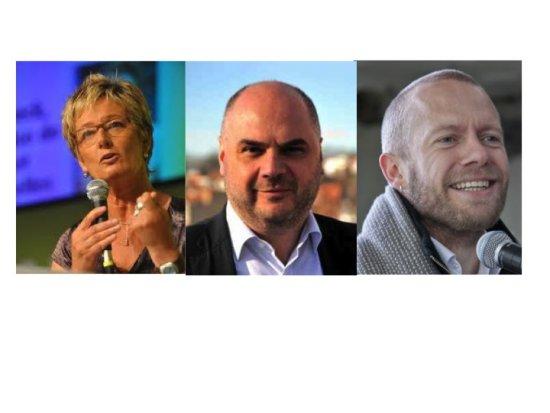 Tour des ministres : Huytebroeck, Doulkeridis et De Lille viennent à votre rencontre