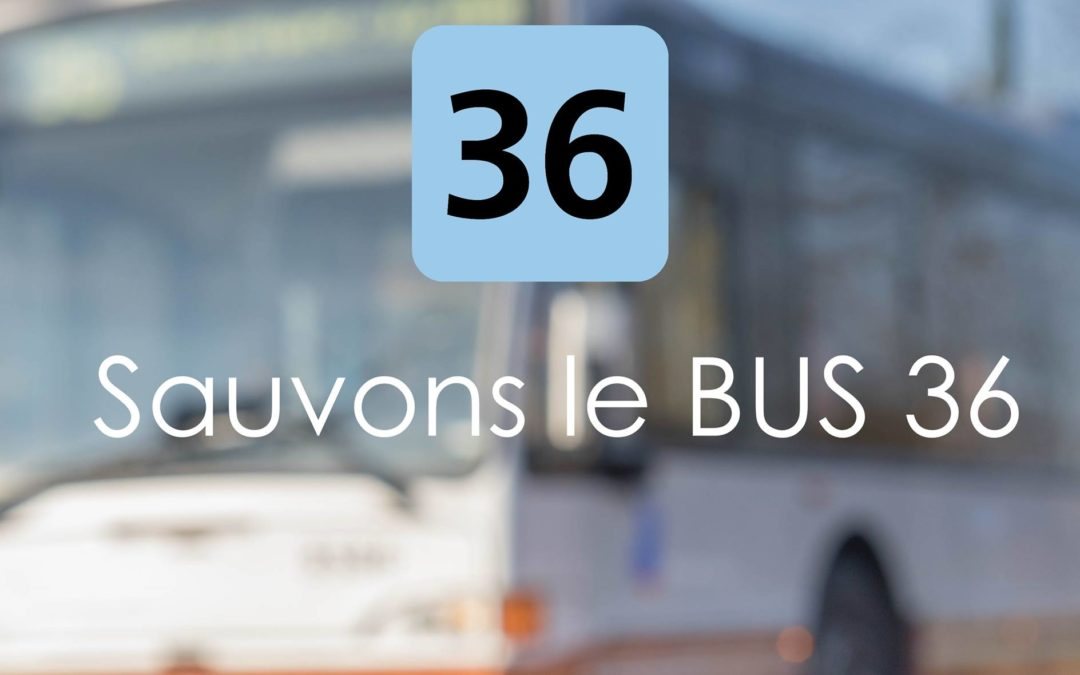 Plan Bus :  Bilan en demi-teinte pour Woluwe-Saint-Pierre et grosse déception pour le #BUS36