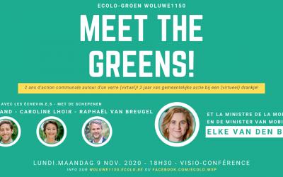 «Meet The Green's» ce lundi 09 novembre 2020