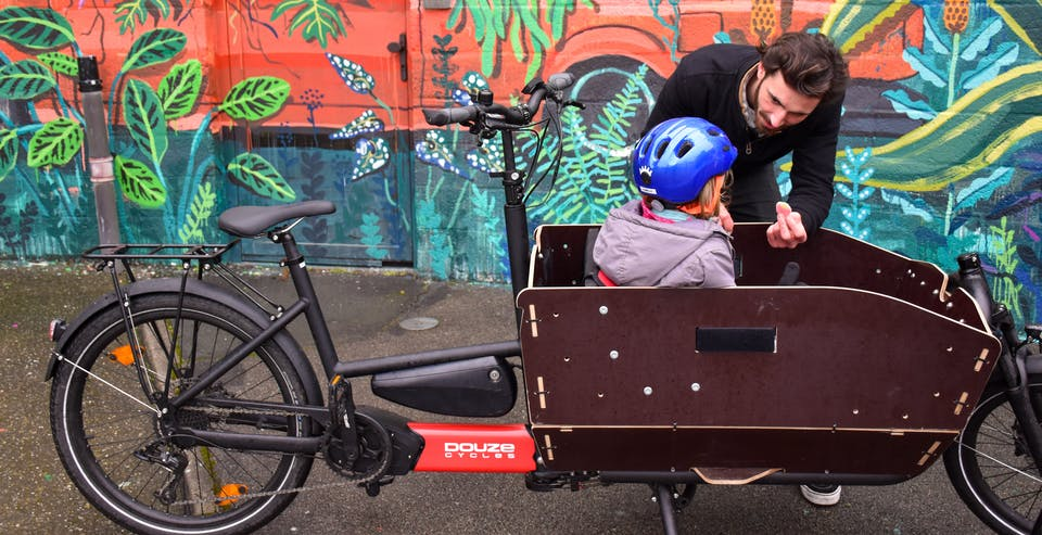 Un Vélo-Cargo gratuitement en prêt durant deux semaines au mois de Mai 2021 ?